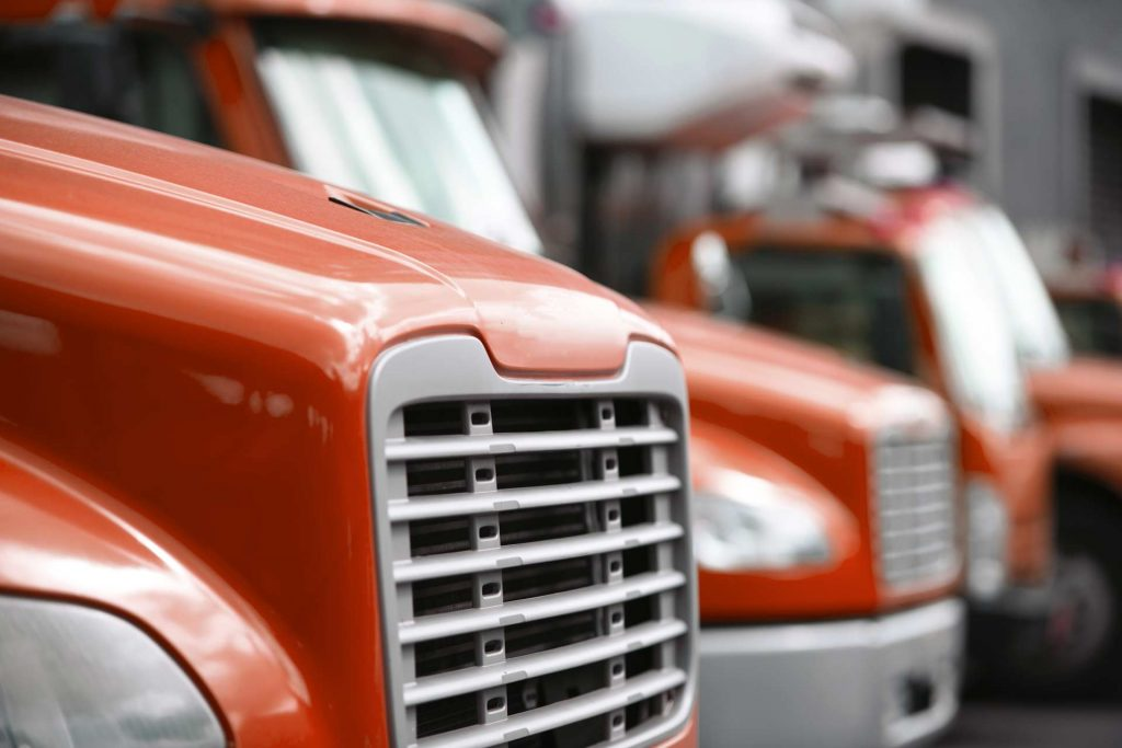 Coda Industriel - Trucks and Trailers